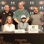Amy Ng to play golf at Augusta University