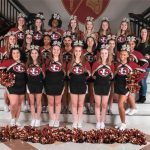 Basketball Cheer Teams 2018-2019