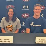 2 more Gladiators sign to run in college
