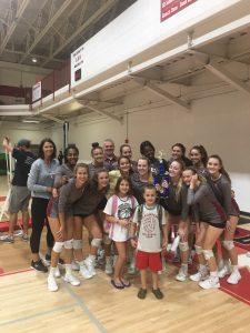 Girl's Varsity Volleyball