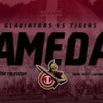 Gladiators Varsity Football at Home Tonight