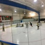 Ice Hockey Team Finishes Pre-Season 1&1