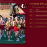 This Week in Gladiator Athletics