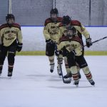 Ice Hockey Team Outshoots Their Opponents Again