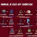 3rd Annual Jv Basketball Kick-Off Showcase