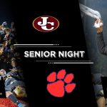 Senior Night for Football, Cheer, & Band