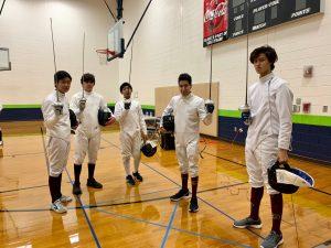 JCHS Fencing Club 2019-2020
