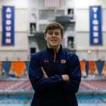 Andrew Simmons (Class of 2021) commits to swim at Auburn University