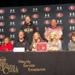 Addie Farrington (Class of 2020) has signed to swim at University of Louisville