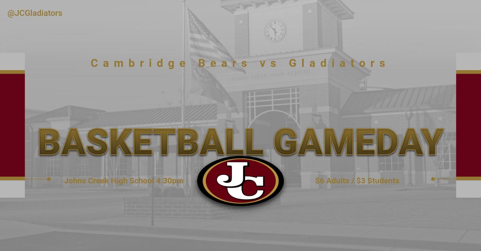 Home Region 7AAAAAA Basketball Games Tonight