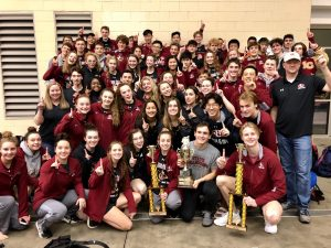 Fulton County Swim/Dive Championships 2020 – 1st Place Overall