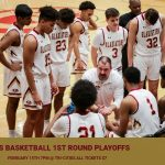 1st Round Playoffs for Boys Basketball