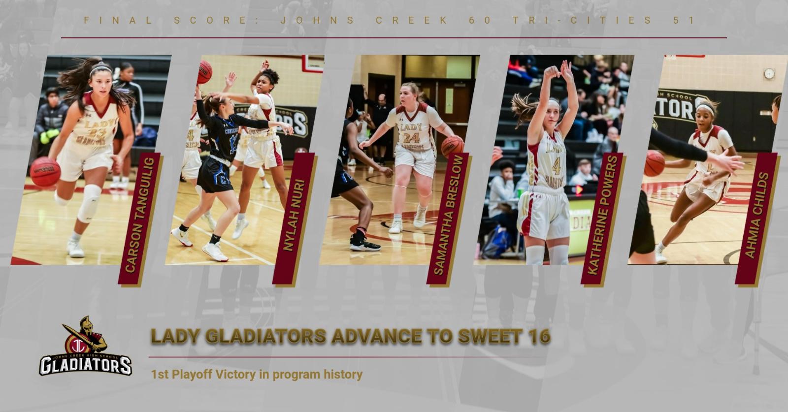 Girls Basketball Makes Program History