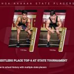 Gladiator Wrestlers Make History