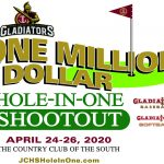 Media Sponsors Announced for JCHS $1 Million Dollar Hole-In-One Shootout