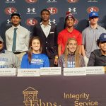 12 Gladiators Sign to Play College Sports