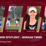Senior Spotlight – Double Trouble when the Morgan Twins are playing