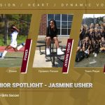 Senior Spotlight – Jasmine Usher