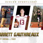 Senior Spotlight – Garrett Gauthreaux