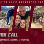 Getting to Know Gladiator……….Kirk Call