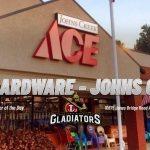 Gladiator Nation Supports ACE Hardware