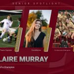 Senior Spotlight – Murray Has The Heart Of A Champion