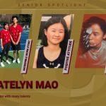 Senior Spotlight – Katelyn Mao