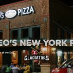 Gladiator Nation Supports Romeo's New York Pizza