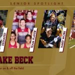 Senior Spotlight – Jake Beck