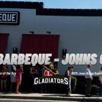 Gladiator Nation supports City Barbeque