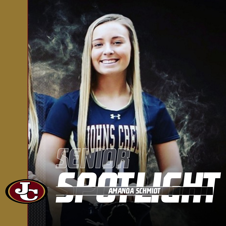 Senior Spotlight – Amanda Schmidt