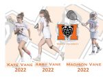 JCHS Sisters All Commit to Play Women's Lacrosse at Mercer