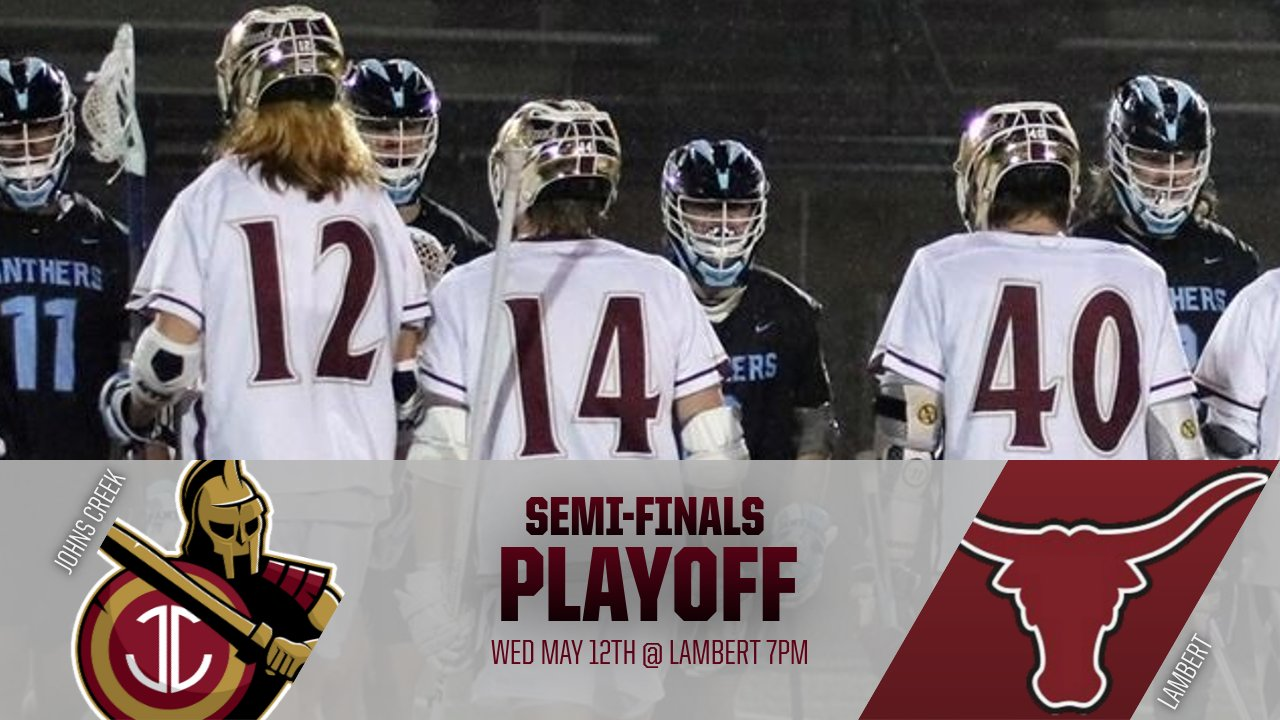Boys Lacrosse plays in Semi-Finals of GHSA State Playoffs