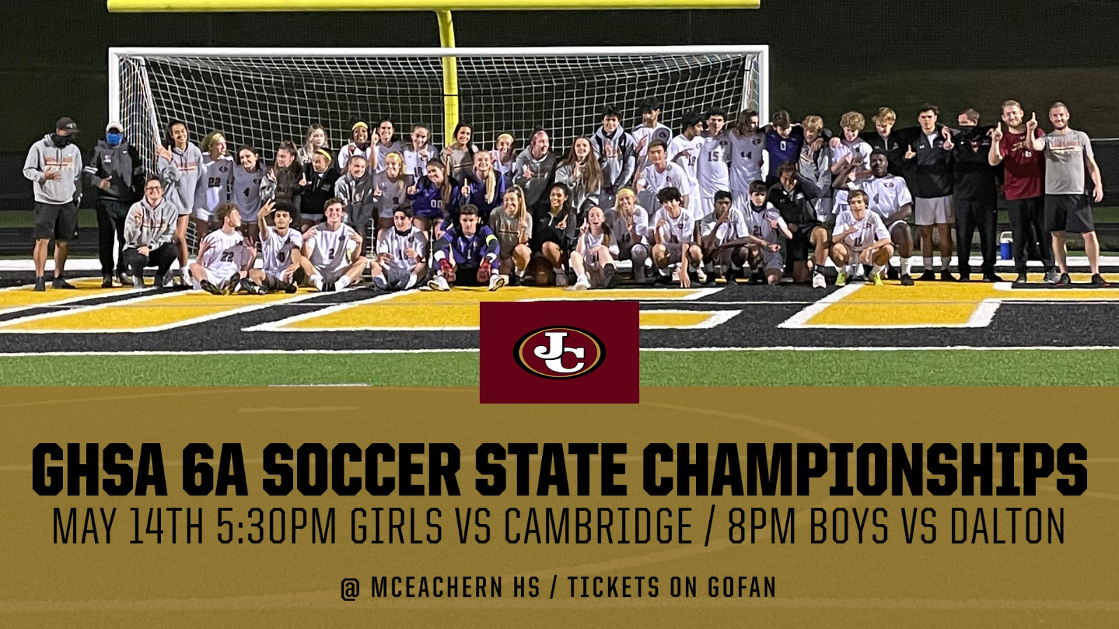 GHSA 6A Soccer State Championships