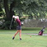 Rugola in 3rd Place at State Golf Championship after Day 1