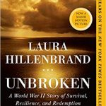 Mrs. Baker's Book of the Month | Unbroken: A World War II Story of Survival, Resilience, and Redemption