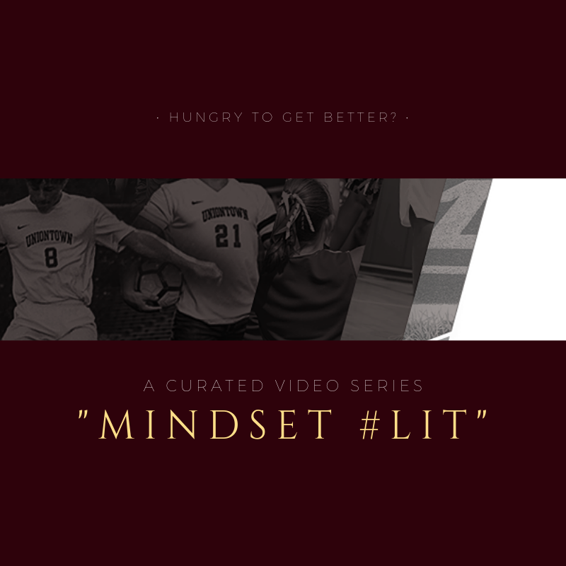 """MINDSET #LIT"" 
