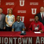 Jayden Thomas Signs National Letter of Intent!