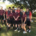Coed Varsity Golf beats Charleroi 235 – 237