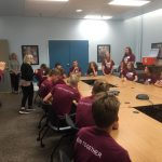 Cross Country visits the Western Pennsylvania School for Blind