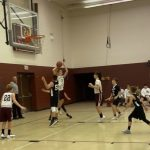 A.J. Raiders Uproot Maples