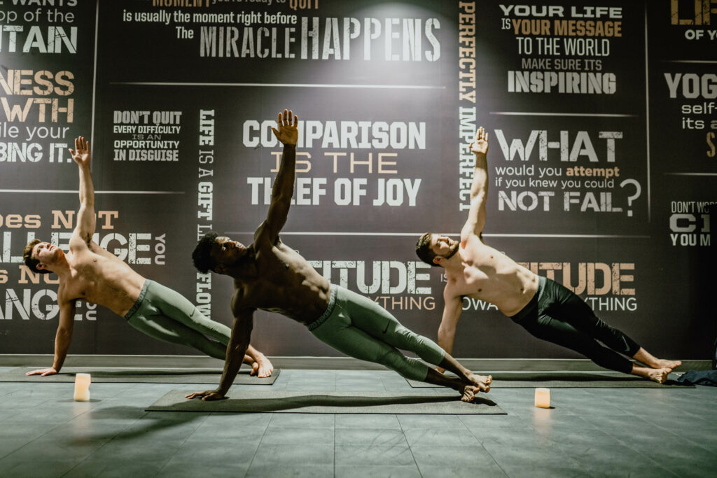 #RaiderChallenge Yoga For Athletes
