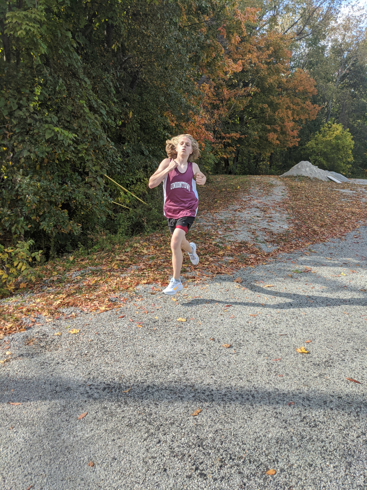 Middle School XC at AG (7 Oct)