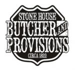 "Tonight's Live-Stream Volleyball Game sponsored by ""The Stone House Butcher and Provisions"""