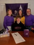 Nathan Lucy Signs NLI with Converse College!