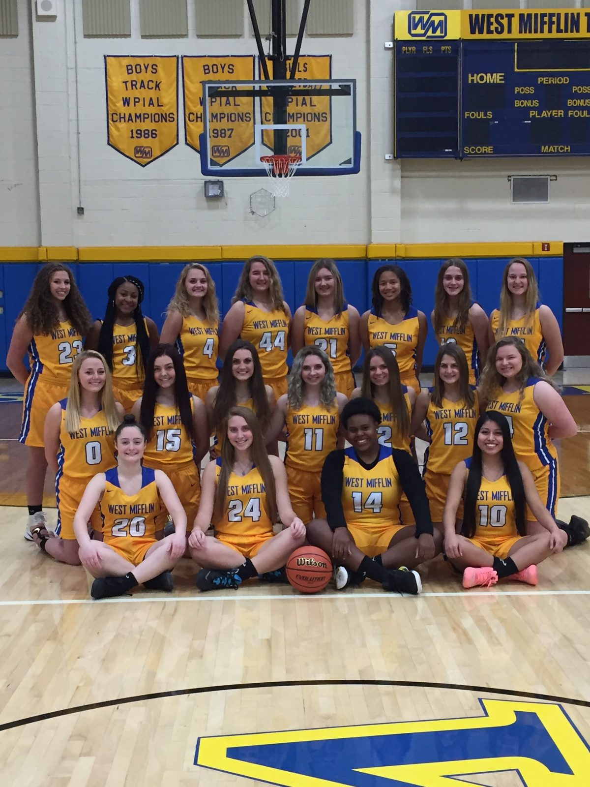 Lady Titans Travel For Holidays