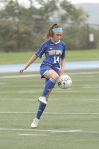 Girls Varsity Soccer Action shots- Provided by Van Dyke Photography