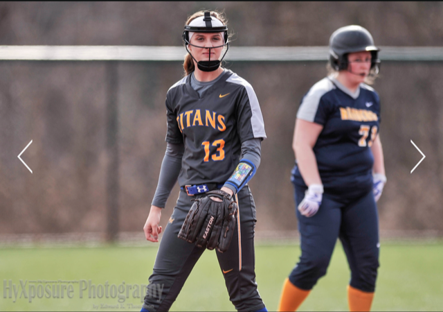 Softball Cruises Through First Half of Season