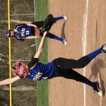 Girls Middle School Softball beats South Park 15 – 5