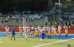 Varsity Football – West Mifflin vs. Mars – 8/23/19